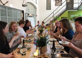 Blogger-Dinner