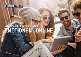Neu an Bord:  Lingner Online