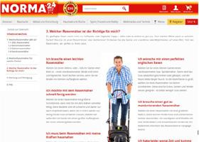 SEO optimierte Webtexte für norma24.de